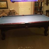 Berringer 8' Pool Table