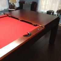 Multi-Purpose Pool Table