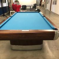Pool Table, Brunswick, Anniversary D-C