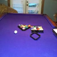 9Foot Pooltable