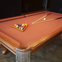 Pool Table Set For Sale