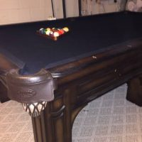 Olhausen Pool Table In Perfect Shape For Sale
