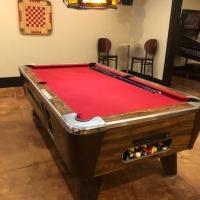 Pool Table Coin-op