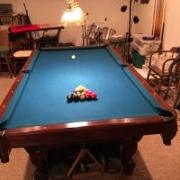 Pro Sized Pool Table