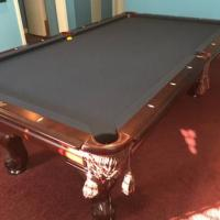 Beautiful Pool Table American Heritage