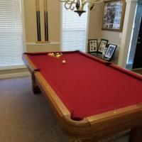 8 ft Professional Pool Table