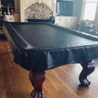Imperial International Lincoln Pool Table with Accessories