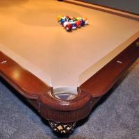 Pool Table 9' and Accessories